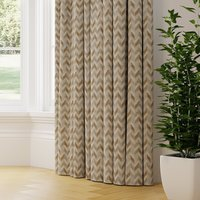 Zena Made to Measure Curtains Zena Natural
