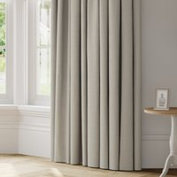 Glacier Made to Measure Curtains natural