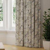 Camille Made to Measure Curtains Beige and Grey