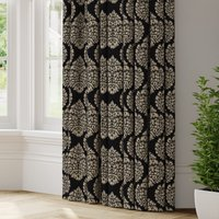 Marcello Made to Measure Curtains black