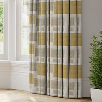 Jefferson Made to Measure Curtains yellow