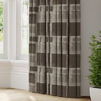 Jefferson Made to Measure Curtains brown