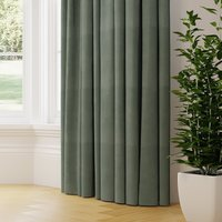 Nevis Made to Measure Curtains green