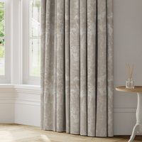 Tessere Made to Measure Curtains silver