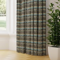 Budapest Made to Measure Curtains blue