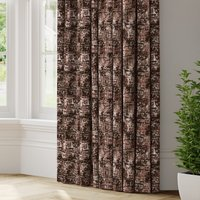 Evora Made to Measure Curtains red