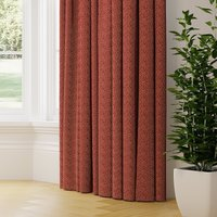 Santorini Made to Measure Curtains red