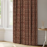 Willow Made to Measure Curtains Willow Rosso