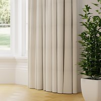 Lunar Made to Measure Curtains white