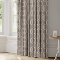Hemlock Made to Measure Curtains grey,silver