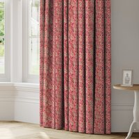 San Sebastian Made to Measure Curtains red