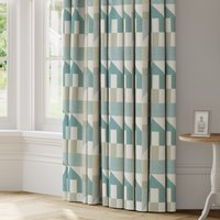 Adler Made to Measure Curtains blue
