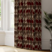 Matisse Made to Measure Curtains Matisse Rosso