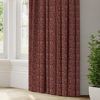 Timeless Made to Measure Curtains Timeless Claret
