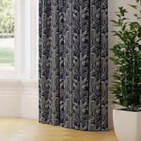 Rene Made to Measure Curtains Rene Blue
