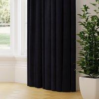 Nevis Made to Measure Curtains Nevis Jacquard Royal Blue