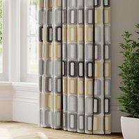 Dahl Made to Measure Curtains Dahl Ochre