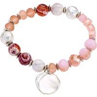 Damen Armband mit Glasperlen