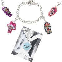 L.O.L. Surprise Armband mit 4 Charms