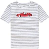 Miniboyoberteile - Jungen T-Shirt mit Rennauto Applikation - Onlineshop Ernstings family
