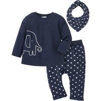 Babysets - Newborn Langarmshirt, Hose und Bandana im Set - Onlineshop Ernstings family