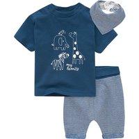 Babysets - Newborn T-Shirt, Hose und Bandana im Set - Onlineshop Ernstings family