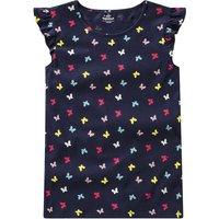 Minigirloberteile - Mädchen T-Shirt mit Flügelärmelchen - Onlineshop Ernstings family