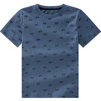 Miniboyoberteile - Jungen T-Shirt mit Allover Print - Onlineshop Ernstings family