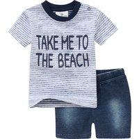 Babysets - Baby T-Shirt und Joggingshorts im Set - Onlineshop Ernstings family