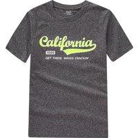 Boysoberteile - Jungen T-Shirt mit Neon Akzent - Onlineshop Ernstings family