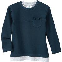 Miniboyoberteile - Jungen Langarmshirt im Lagen Look - Onlineshop Ernstings family