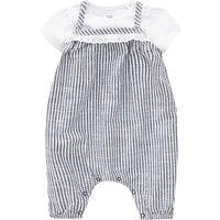 Babyoberteile - Newborn Jumpsuit und T-Shirt im Set - Onlineshop Ernstings family