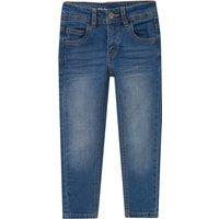 Miniboyhosen - Jungen Skinny Jeans mit verstellbarem Bund - Onlineshop Ernstings family
