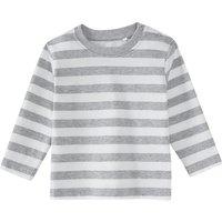 Babyoberteile - Baby Langarmshirt mit Blockstreifen - Onlineshop Ernstings family