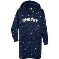 Girlsroeckekleider - Mädchen Sweatkleid mit Punkte Allover - Onlineshop Ernstings family