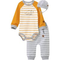 Babysets - Newborn Body, Jogginghose und Mütze im Set - Onlineshop Ernstings family