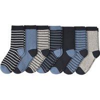 Miniboyaccessoires - 7 Paar Jungen Socken im Set - Onlineshop Ernstings family