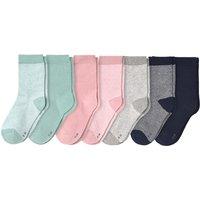 Minigirlaccessoires - 7 Paar Mädchen Socken im Set - Onlineshop Ernstings family