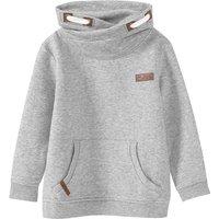 Miniboyoberteile - Jungen Sweatshirt mit Schalkragen - Onlineshop Ernstings family