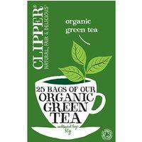 Organic Green Tea - 25 Bags