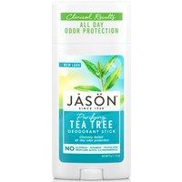 Jason Tea Tree Oil Deodorant Stick - 75g