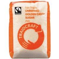 Traidcraft Fair Trade Golden Caster Sugar - 500g