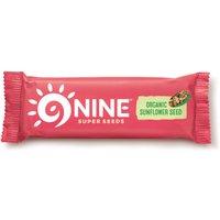 9Nine Sunflower Seed Snack Bar - 40g