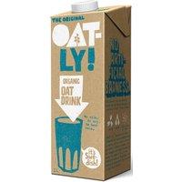 Oatly Organic Oat Milk Alternative - Classic - 1 litre