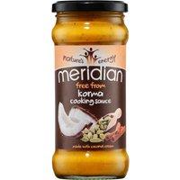 Meridian Free From Korma Sauce 350g