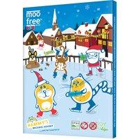 Dairy Free Milk Chocolate Advent Calendar - 100g
