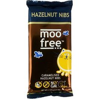 Dairy Free Caramelised Hazelnut Chocolate Bar - 100g