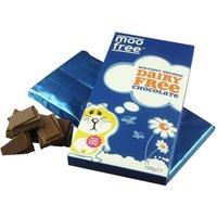 Dairy Free Organic Milk Chocolate Bar - 100g