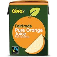 Calypso Fairtrade Orange Juice 200ml