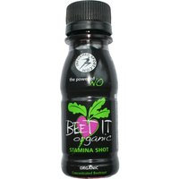 'Beet It' Organic Beetroot Juice Stamina Shot - 70ml
